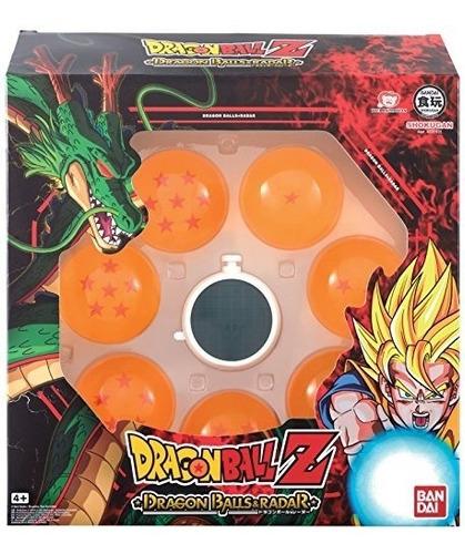 bandai shokugan dragon radar y dragon balls action figure