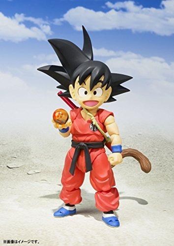 bandai tamashii nations sh figuarts kid goku dragon ball fi