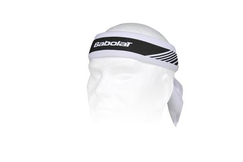 bandana babolat  blanco