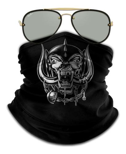 bandana balaclava motorhead lemmy moto ciclismo metal 01