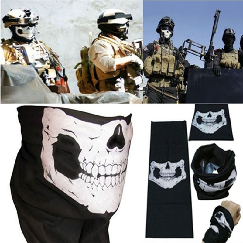 bandana caveira touca balaclava mascara paintball adventure. Carregando  zoom. b5e7f136a2c