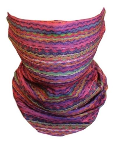 bandana cuello tubular pasamontañas +100 diseños a elección