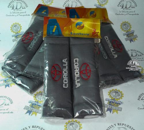 bandana de cinturon de seguridad corolla