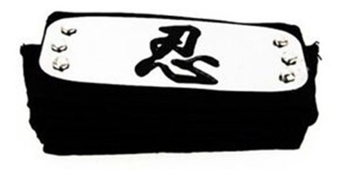 bandana de metal ninja naruto artigo cosplay várias vilas