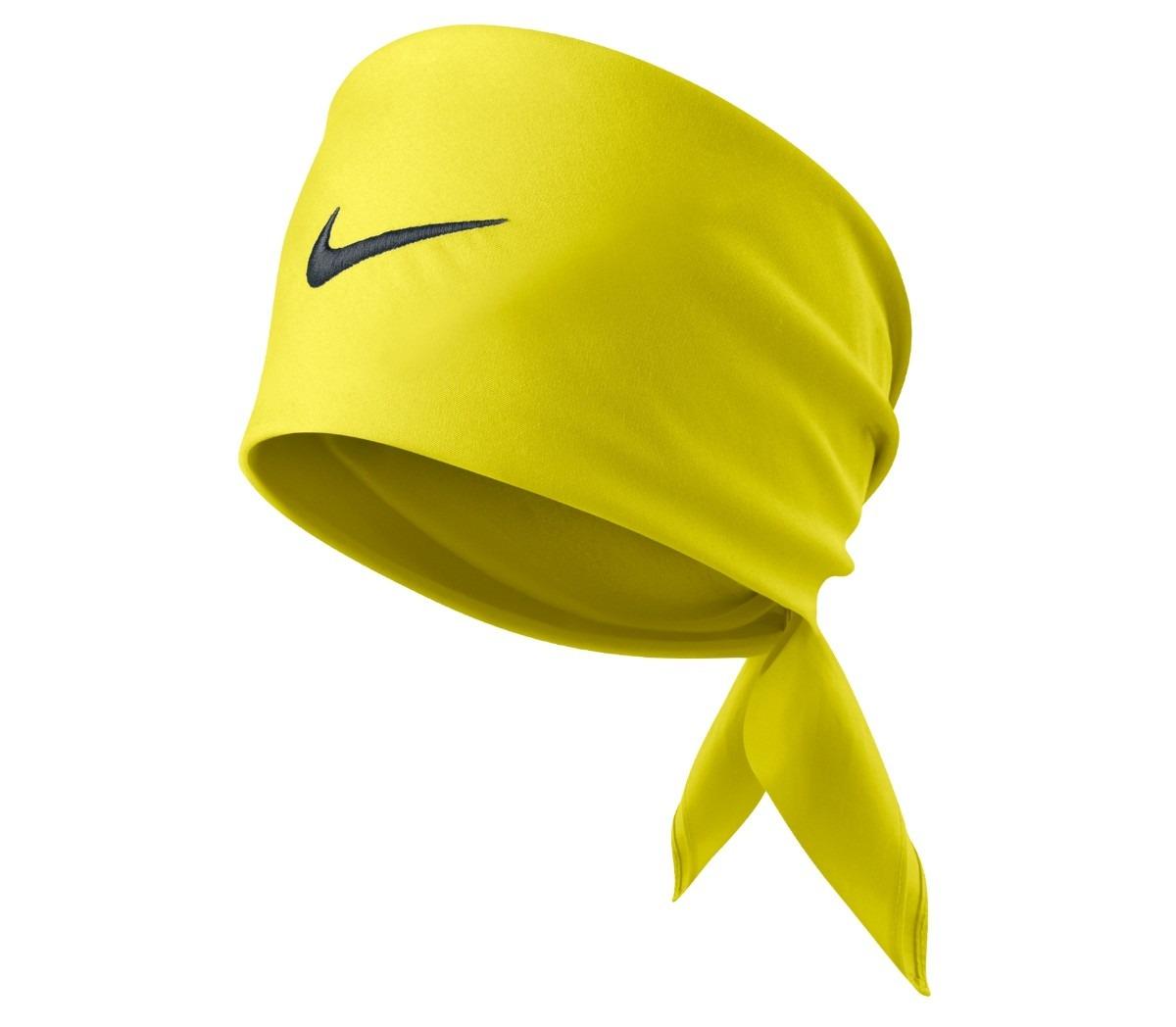 tienda de liquidación compras mas fiable Bandana Marca Nike Para Tenis, Padle Color Amarillo - $ 11.990 en ...