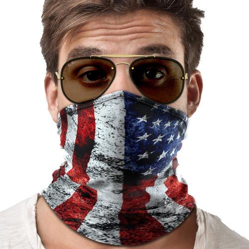 bandana mascara bandeira eua usa enço moto proteção 02