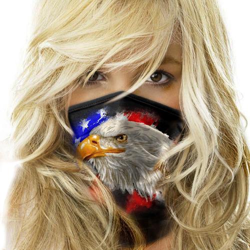 bandana mascara bandeira eua usa lenço moto proteção 02