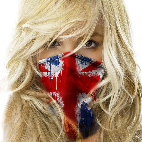 bandana mascara bandeira inglaterra lenço moto proteção 01