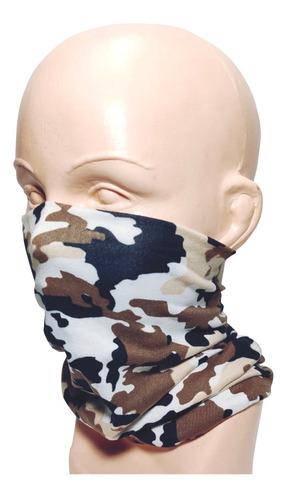 bandana mascara bufanda moto motociclista tactico erd desert