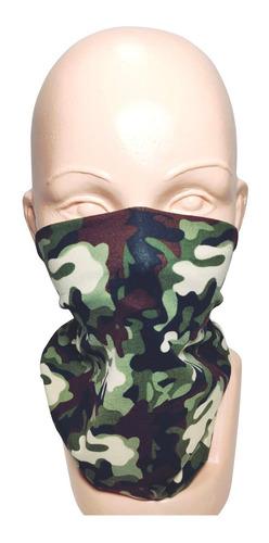 bandana mascara bufanda moto motociclista tactico erdl verde