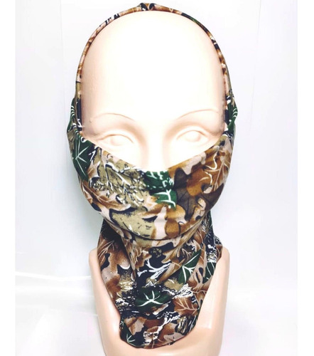 bandana mascara bufanda moto motociclista tactico sol maple