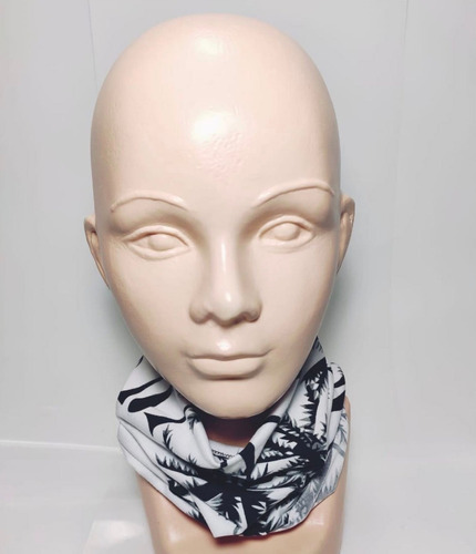 bandana mascara bufanda motociclista tactico sol palms envío