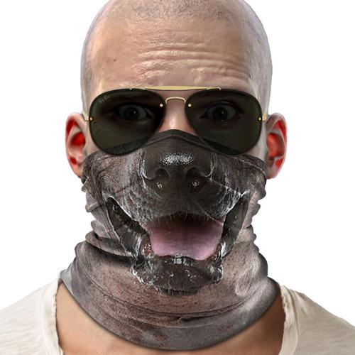 bandana mascara cachorro lenço moto ciclismo proteção 01