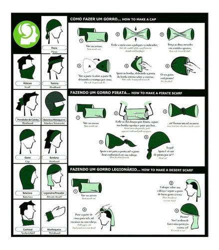 bandana mascara slipknot lenço moto ciclismo proteção 01
