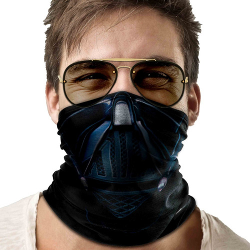 bandana mascara vilão filme lenço moto ciclismo proteção 001