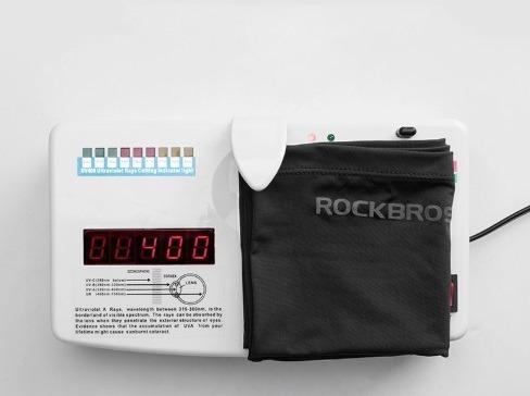 bandana premium marca rockbros, material seda