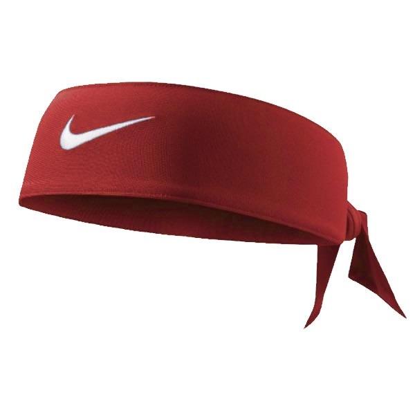 Bandana Roger Federer Nike Dri Fit Faixa De Cabelo Vermelha - R  84 ... 2382e09fc95