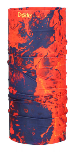 bandana unisex aerosilver flame naranjo doite