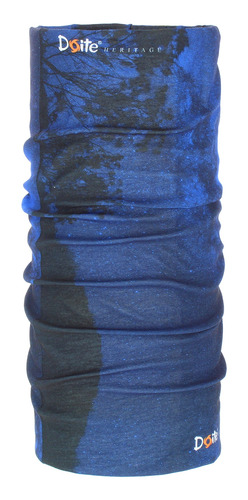 bandana unisex coolmax cosmic azul doite