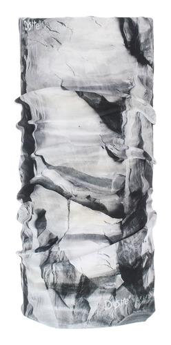 bandana unisex coolmax rock gris doite