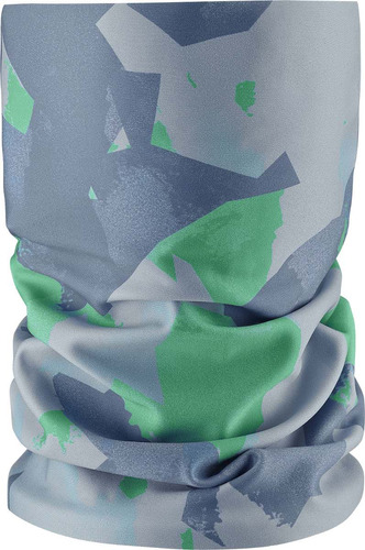 bandana unisex salomon-necktube military verde/ gris-running
