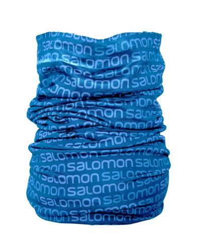 bandana unisex salomon - necktube salomon azul - running