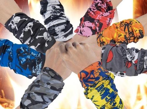 bandanas + de 100 diseños tubulares sin costuras a elegir
