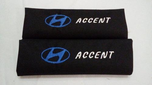 bandanas para cinturones de seguridad hyundai accent