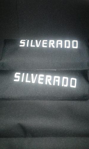 bandanas protector cinturon impermeables chevrolet silverado