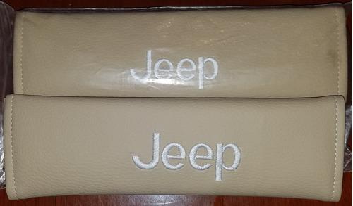 bandanas protector de cinturon de seguridad vehiculos jeep