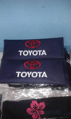 bandanas protectoras de cinturon de seguridad