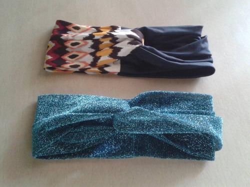 bandanas turbantes