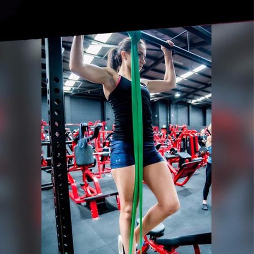 bandas crossfit resistencia entrenamiento funcional  pesada