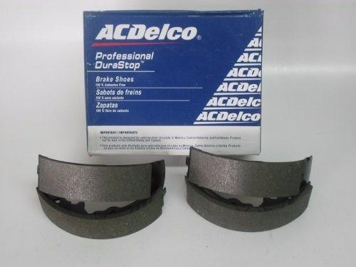 bandas de frenos original acdelco chevrolet n300 4320