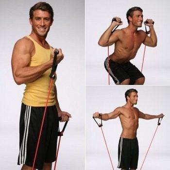 bandas de resistencia-ligas elasticas. fitness gym