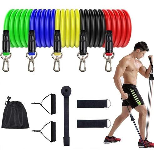 bandas de resistencia para ejercicios 11 unidades
