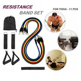 Bandas De Resistencia Y Pilates Para Fitness Yoga