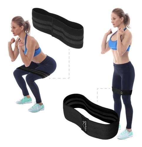 bandas ejercicios de resistencia de tela loop alta calidad