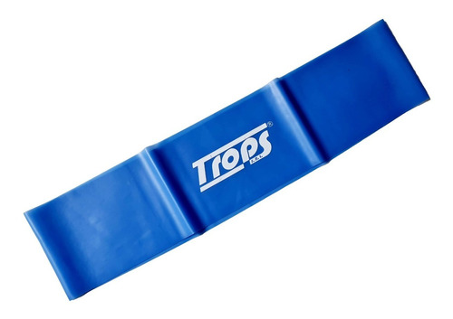 bandas elastica circular normal larga pack x3 tiraband trops