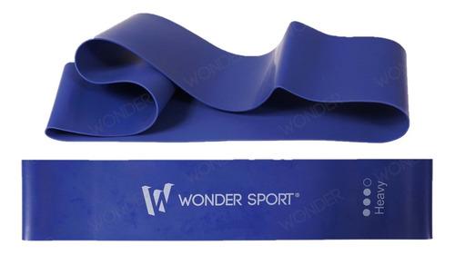 bandas elasticas cerradas de alta resistencia tension gym