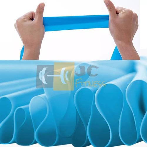 bandas elasticas- ligas- pack set de 3 bandas- terapia fisic