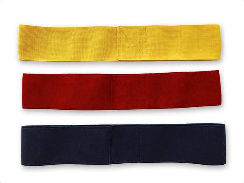 bandas elasticas tirabanda circulares combo dif intesidades