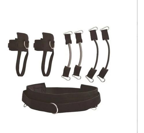 bandas elásticas verticales- jump trainer- salto sostenido
