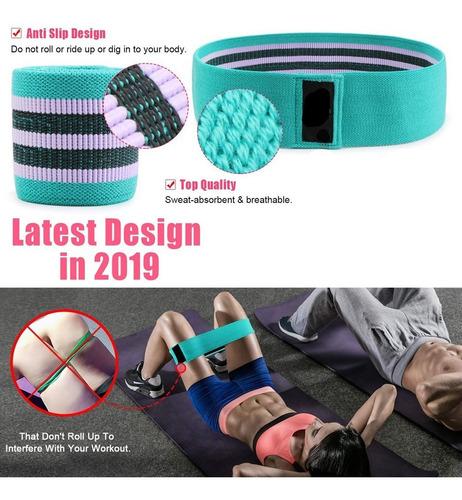 bandas para ejercicio de resistencia de cadera
