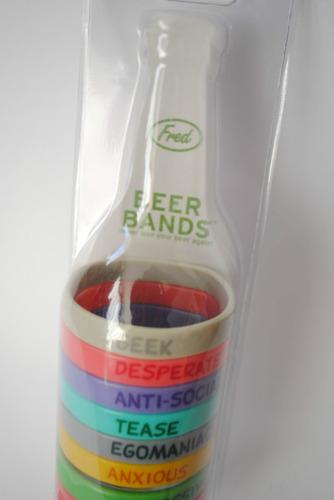 bandas para identificar cerveza con estados de animo - nuevo