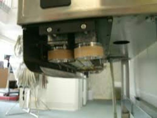 bandas teflón para máquina selladora continua