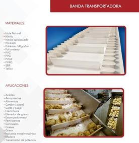 Bandas Transportadoras Servicio Ligero Y Servicio Pesado