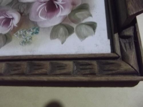 bandeija de madeira