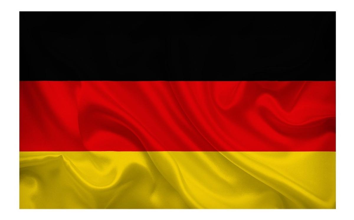 A Primeira Bandeira Do Brasil Republica bandeira alemanha oficial estampada 1,12 x 1,60 -2,5 panos