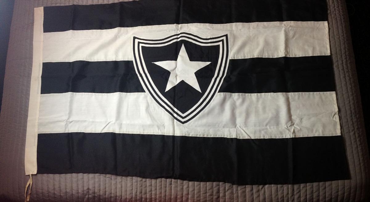 Bandeira Botafogo Rj Anos 80. (1 715ebde9fdc30